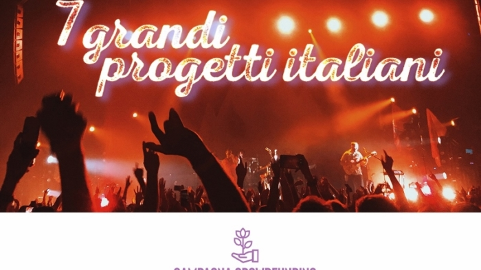 Progetti Italiani crowdfunding