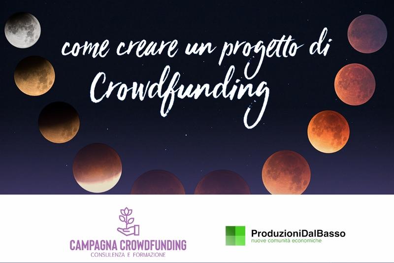 Come creare un progetto di crowdfunding: PDB