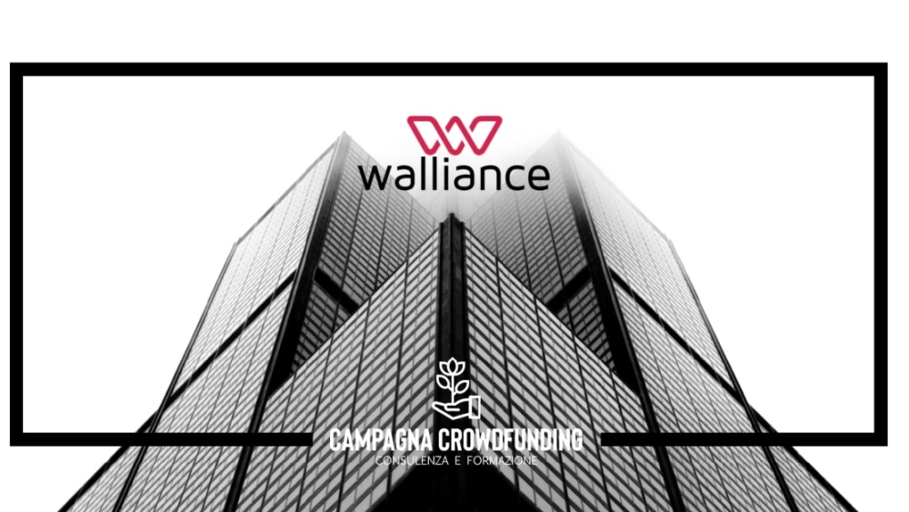 Walliance equity crowdfunding immobiliare