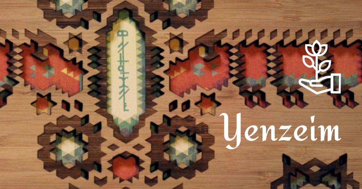 Libro Yenzeim
